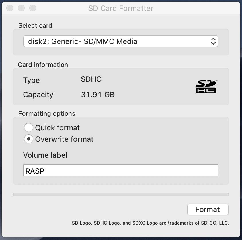 Part 1: Raspberry Pi 3 B+ and Docker | Brian Veltman